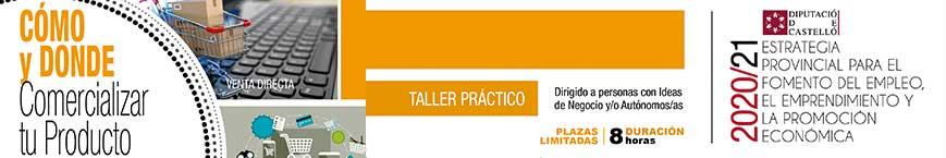 Taller: Com i on comercialitzar el teu producte